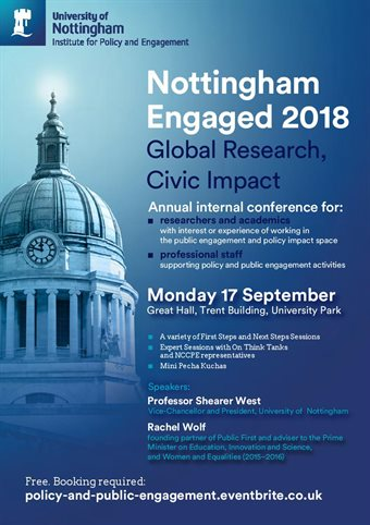 Nottingham Engaged 2018