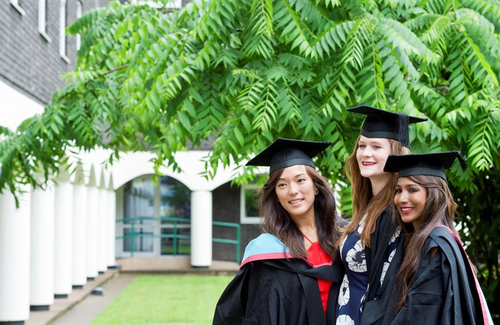 Graduation The University Of Nottingham