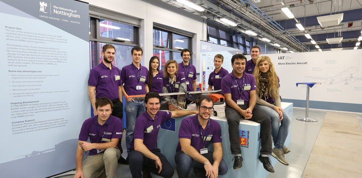 Image result for images for University of Nottingham Institute for Aerospace Technology