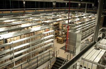 Opening up the archives of manuscripts and special collections 340