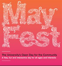 May Fest: The University's Open Day for the Community