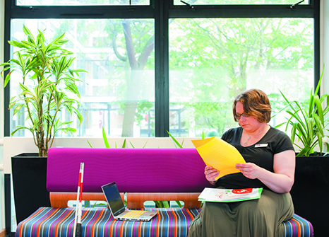 Disability Services, part of Academic Services at the University of Nottingham