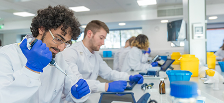 Biotechnology MSci - The University of Nottingham