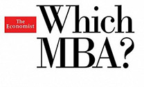 The Economist Which MBA
