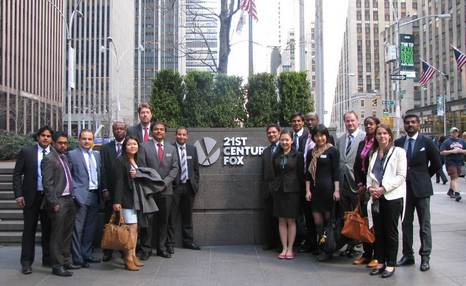 US MBA Study Tour