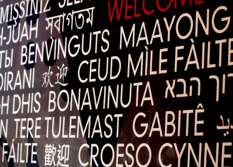 multi language welcome 466px