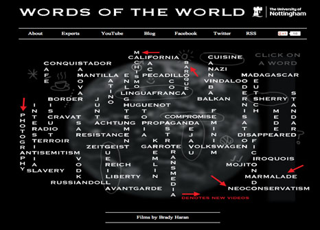 Words-of-the-World