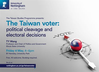 The Taiwan voter: political cleavage and electoral decisions