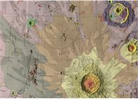Fig. 9: The Moon, Geological Map, 1970
