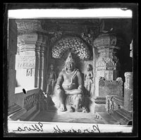 Glass plate negative, scenes of India c.1870
