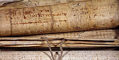 pic10 - Court Rolls from the Manor of North Wheatley, Nottinghamshire, 1633-1719