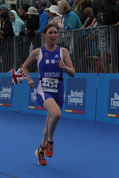 From the Teaching Lab to the Triathlon World Championships