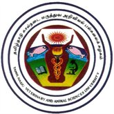 Logo of the Tamil Nadu Veterinary and Animal Sciences University, India
