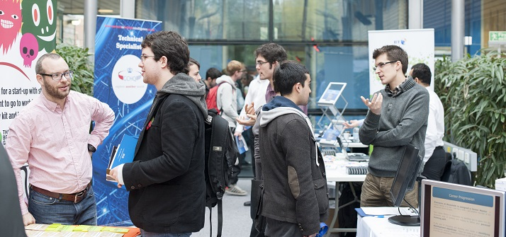 Careers in Computing Fair 2013