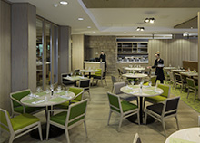 Restaurant at the Orchard Hotel
