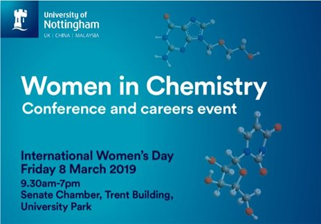 Women in Chemistry Conference and Careers Event