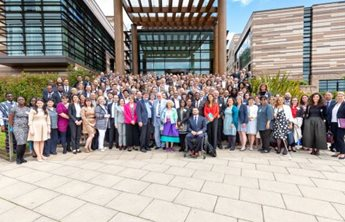 Speakers and delegates at Public Procurement Global Revolution IX