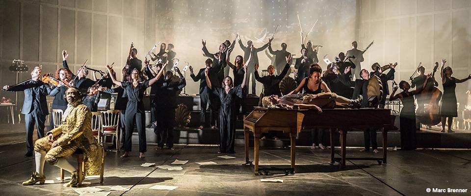 Note-perfect: Michael Longhurst reimagines Amadeus - The