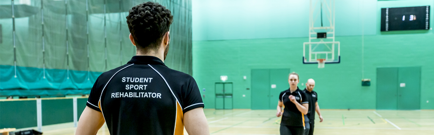 Sport Rehabilitation BSc - University of Nottingham