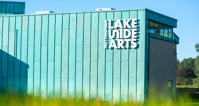 Lakeside Arts for music