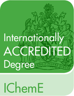 IChemE accredited