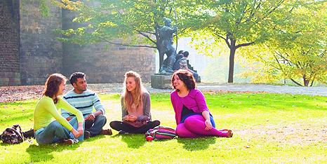 Student Life The University Of Nottingham