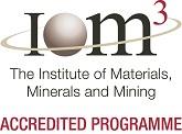 IOM3 accreditation logo