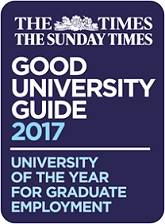 University of the year for graduate employment