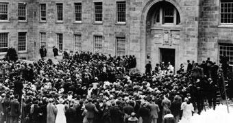 History of the School of English - The University of Nottingham