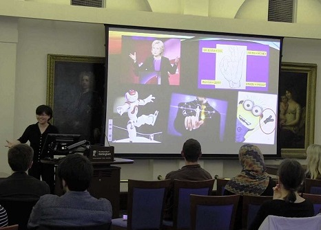 Yaoyao Chen - PGR Symposium 2016