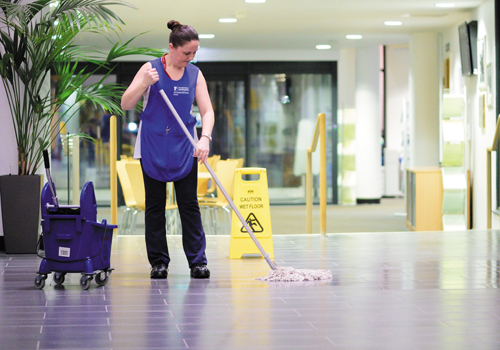 domestic services the university of nottingham