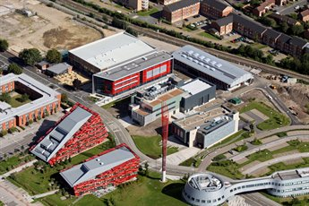Jubilee Campus Aerial View
