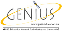 GNSS Education Network for Industry and UniversitieS (GENIUS)