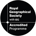 RGS-IBG Accredited