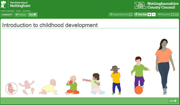 introduction to child development 68 child development principles and theories 4 after studying this chapter, you will be able to v describe the areas and principles of development.