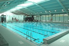 Sports Centre Swimming Pool