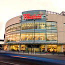 Westfield shopping centre in Derby