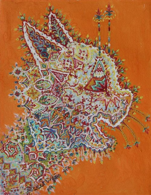 Louis Wain – Untitled