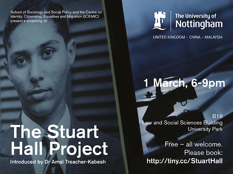 an overview on stuart halls cultural identity Stuart hall and 'race'  view all notes paul gilroy has commented on the development of cultural studies, 'stuart was  [1988] 1992), 'cultural identity .