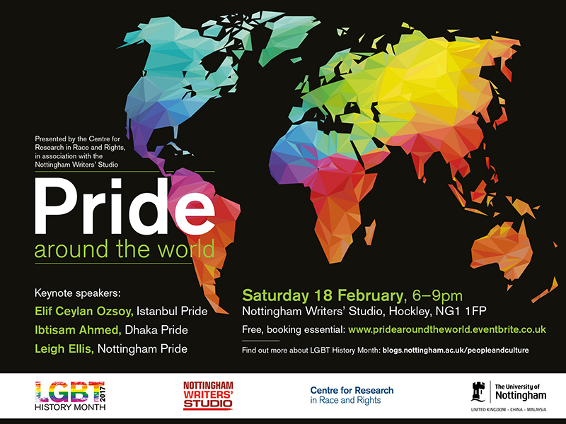 LGBT Pride Around The World 800x600