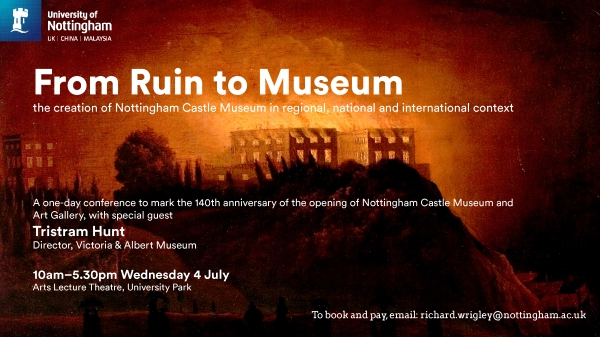 Ruin to Museum 600w