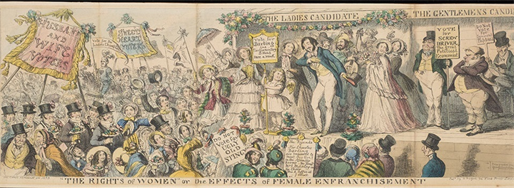 Suffrage and Reform special collection
