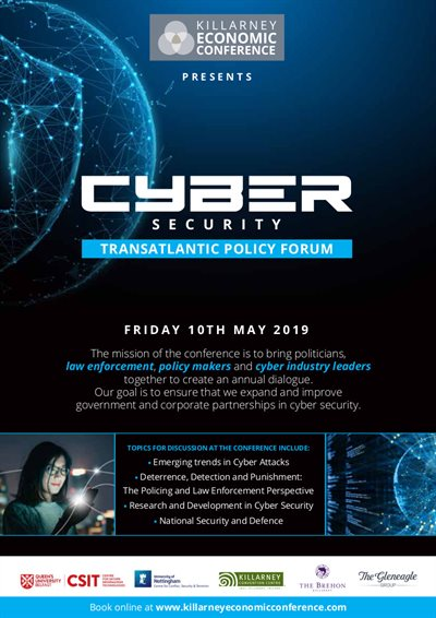 Cyber security: Transatlantic policy forum - The University
