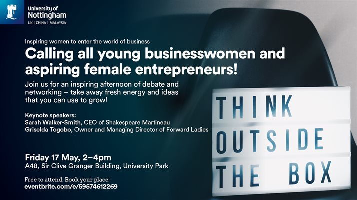 Inspiring women to enter the world of business - The University of