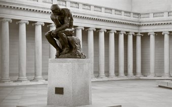 'The Thinker'