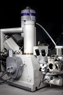 Scanning Electron Microscopy with cryo-handling capabilities