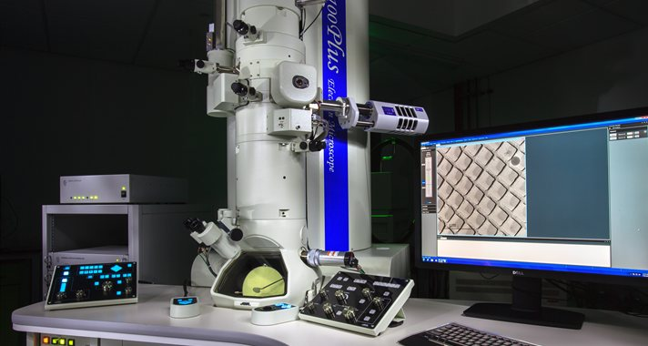 Transmission electron microscopy at the NMRC