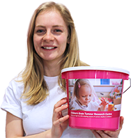 Our community fundraising manager Louise Shaw