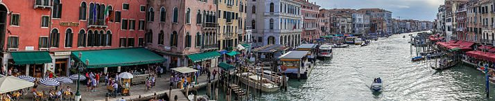 Venice- By Grand Parc - Bordeaux, France (FileVenise - Italie - Panorama.jpg) [CC BY 2.0 (httpcreativecommons.orglicensesby2.0)], via Wikimedia Commons