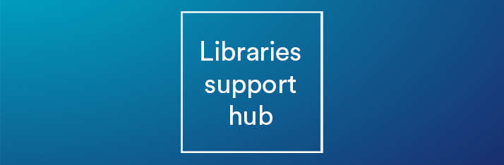 Libraries support hub